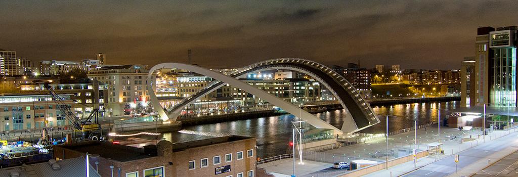 Millennium Bridge opening